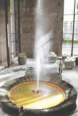Карловы Вары - минеральный источник термальных вод