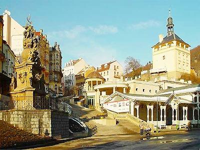 SPA (СПА)Чехия. Теплице