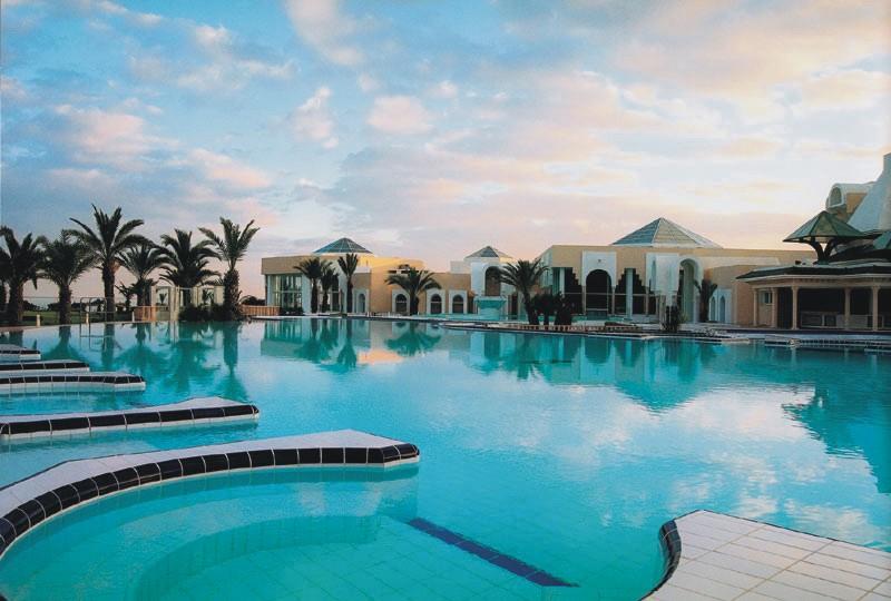 SPA (СПА) Тунис