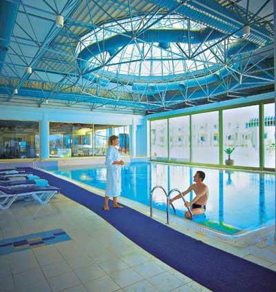 spa процедуры в турции в отелях: